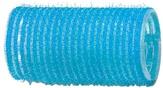 Dewal Бигуди-липучки, голубые 28 мм. 12 шт. R-VTR6