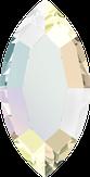 Swarovski Elements Стразы 2200 8 x 4 Crystal AB 12 шт.