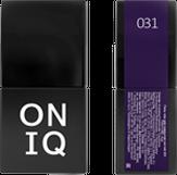 ONIQ Гель-лак для ногтей PANTONE 031, цвет Acai