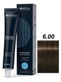 Indola Natural&Essentials 6.00 Крем-краска Темный русый интенсивный натуральный 60мл