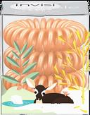 Invisibobble Silky Seasons Резинка для волос, цвет бежевый 3 шт.