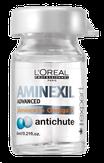 Loreal Aminexil Advanced Несмываемый уход от выпадения волос двойного действия в монодозах 6 мл.