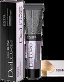 Estel Professional De Luxe Стойкая крем-краска 100, 60 мл.