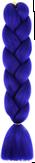 HIVISION Канекалон для афрокосичек синий А29