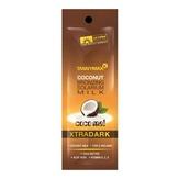Tannymaxx Xtra Dark HOT COCONUT Milk Молочко для загара с бронзатором и тингл-эффектом 15 мл.