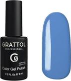Grattol Гель-лак №013 Light Blue