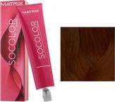 Matrix Socolor Beauty 6BR Темный блондин коричнево-красный