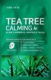 Some By Mi  Tea Tree Calming Glow Luminous Ampoule Ампульная тканевая маска с экстратом чайного дерева