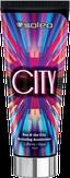 Soleo City Крем ускоритель для солярия с бронзатором с кофеином 200 мл