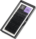 Barbara Ресницы черные Elegant, MIX, изгиб D, диаметр 0.06, длина 7-15 мм.