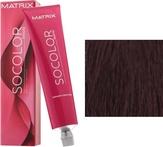 Matrix Socolor Beauty 4BR Шатен коричнево-красный