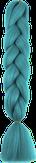 HIVISION Канекалон для афрокосичек бирюзовый А27