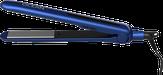 Dewal Щипцы для волос Ocean, синие, 25х90 мм, с терморег., керам-турмалин. покрытие, 35W
