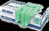 Archdale NitriMax Перчатки нитриловые зеленые, размер S, 50 пар