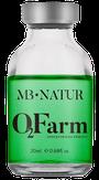 MB Natur Счастье для бровей O2Farm 20 мл.