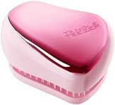 Tangle Teezer Compact Styler Baby Doll Pink Chrome Расческа для волос