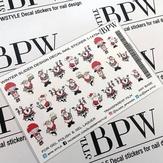 BPW Style Слайдер-дизайн Санта 2, sd5-1470