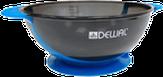 Dewal Чаша для краски, с двумя ручками с прорезиненной вставкой синяя 300 мл. T-18blue