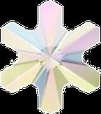 Swarovski Elements Стразы 2826 5 mm Crystal AB 12 шт.