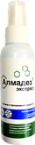 Алмадез-экспресс кожный антисептик, 100 мл. спрей