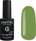 Grattol Гель-лак №190 Green Fern