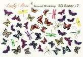 Lucky Rose Слайдер-дизайн 3D Slider-7
