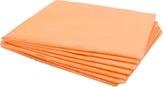 White Line Простыня одноразовая в пачке 70*200 SS  оранжевый 10шт.