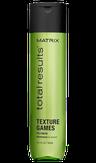 Matrix Texture Games Шампунь со свойствами стайлинга 300 мл