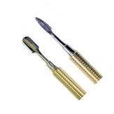 Mertz A300 Инструмент для маникюра двойной с полой ручкой