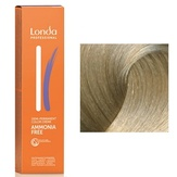 Londa Ammonia Free Интенсивное тонирование 10/81 яркий блонд перл-пеп, 60 мл.