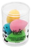 Irisk Набор микро спонжей для макияжа 5 шт.
