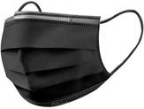 MediOk Маска защитная трехслойная, черная, 50 шт.