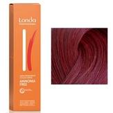 Londa Ammonia Free Интенсивное тонирование 0/56 красно-фиолетовый микстон , 60 мл.