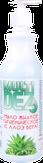 Мультидез Мыло жидкое гигиеническое с алое вера 1 л.