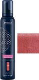 Indola Color Style Оттеночный мусс для укладки волос Красный 200мл