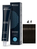 Indola Natural&Essentials 4.1 Крем-краска Средний коричневый пепельный 60мл
