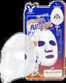 Elizavecca Deep Power Ringer Mask Pack EGF Тканевая маска для лица регенерация и продления молодости кожи