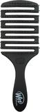Wet Brush Flex Dry Paddle Black Щетка для быстрой сушки волос прямоугольная черная