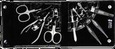 Mertz A7420RF Набор маникюрный 7 пр.