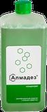 Алмадез концентрат Дезинфицирующее средство с моющим эффектом, 1000 мл.