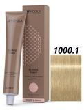 Indola Blonde Expert 1000.1 Крем-краска Блондин пепельный 60мл