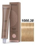 Indola Blonde Expert 1000.38 Крем-краска Блондин золотистый шоколадный 60мл