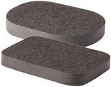 Irisk Спонж для умывания угольный овальный 1 шт.