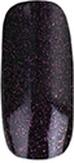 ONIQ Гель-лак Eve 126 Dark Violet Glitter, 6 мл OGP-126s
