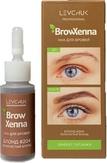 BrowXenna Хна для бровей, цвет №4 золотистый блонд, 10 гр.