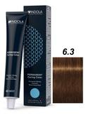 Indola Natural&Essentials 6.3 Крем-краска Темный русый золотистый 60мл