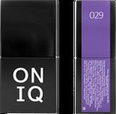 ONIQ Гель-лак для ногтей PANTONE 029, цвет Violet tulip OGP-029