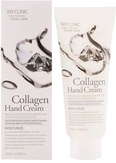 3W Clinic Moistrurizing Collagen Hand Cream Крем для рук увлажняющий с коллагеном 100 мл