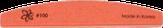 Irisk Шлифовка 2-х сторонняя лодка абразивность 100/100 грит
