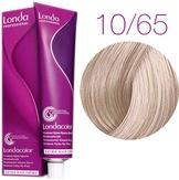 Londa Color Стойкая крем-краска 10/65 клубничный блонд 60 мл.